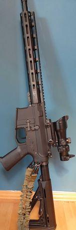 Asg replika fix karabin ak m4 ar15 glock