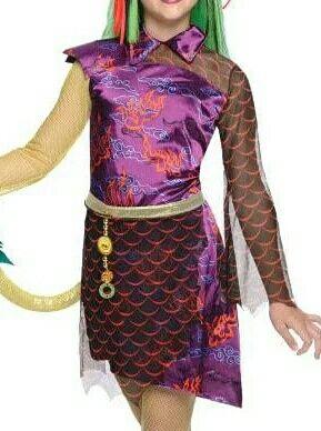 Карнавальный костюм для девочки Дженифер Лонг