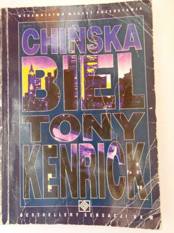 Chińska Biel Tony Kenrick