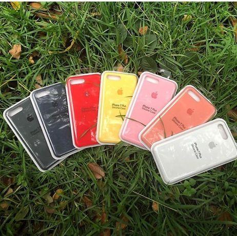 Чехол Apple Silicone Case для iPhone 6/6s, 6+/7 Plus/8+, X/Xs/XR, 11