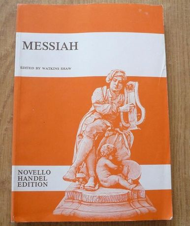 Messiah Novello Handel Edition