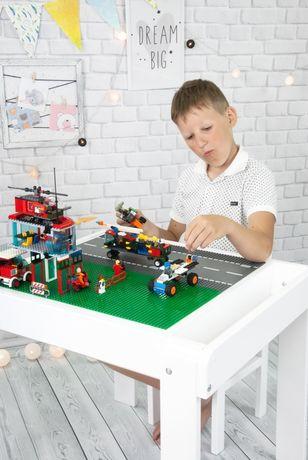 МЕГА - ХІТ Розвиваючий дитячий столик ЛЕГО ігровий пісочниця