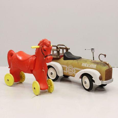Zabawki z okresu PRL
