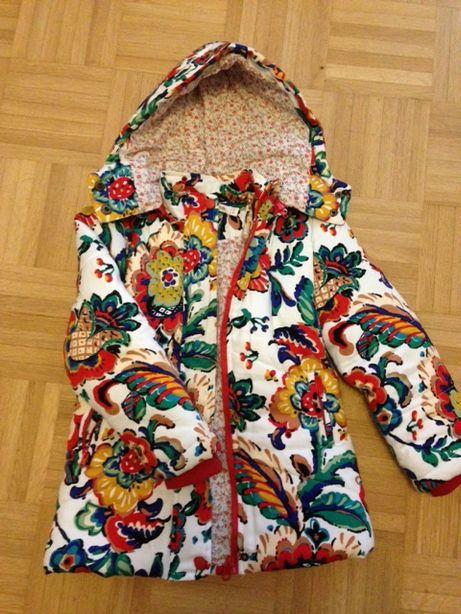 Куртка KENZO, р 110-116, осенняя