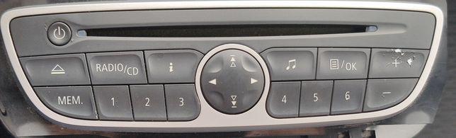 Магнитола Renault Megane, Scenic, Fluence, Twingo