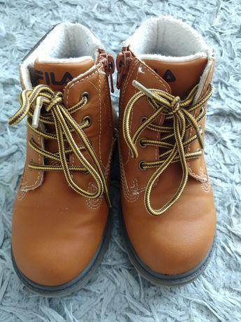 Buty dziecięce fila rozmiar 25