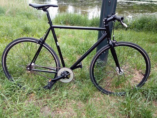 Rower szosowy fixie ostre koło szosa KS Cycling rama 60