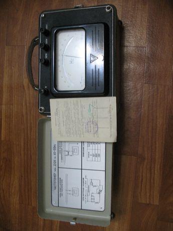 Частотомер Д 126 45-55Hz портативный, мобильный
