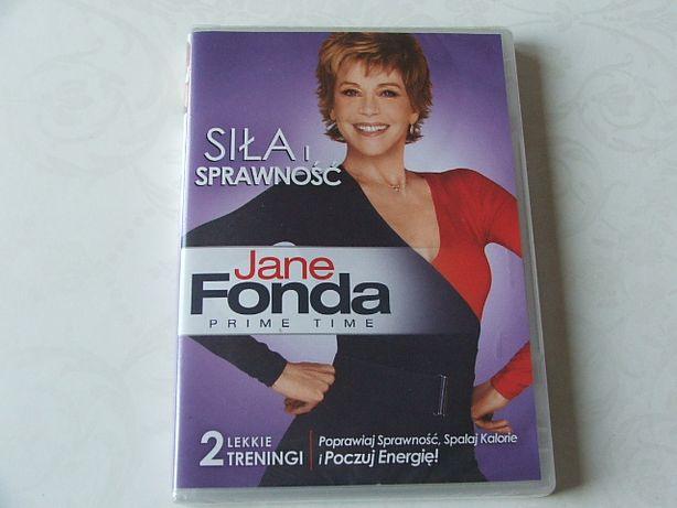 Jane Fonda, Prime time, siła i sprawność, ćwiczenia dla dojrzałych dvd
