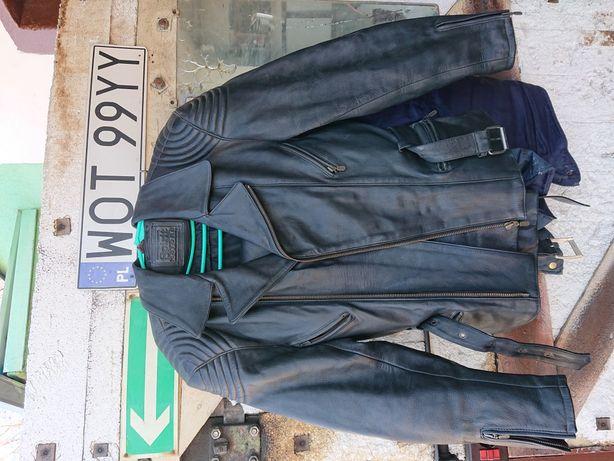 Skóra i spodnie motocyklowe Spirit Motors
