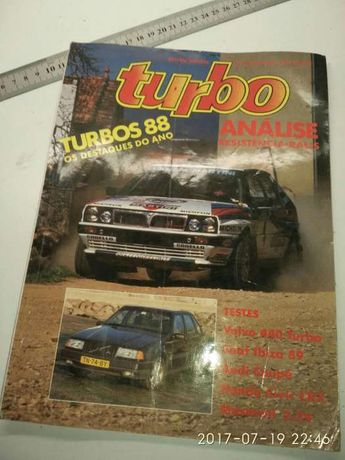 Revista antiga turbo