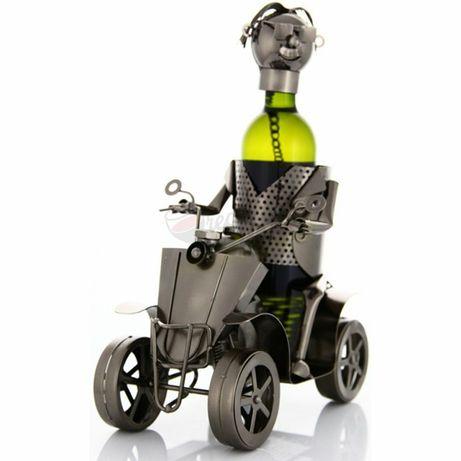 підставка для пляшки вина/ подставка для вина