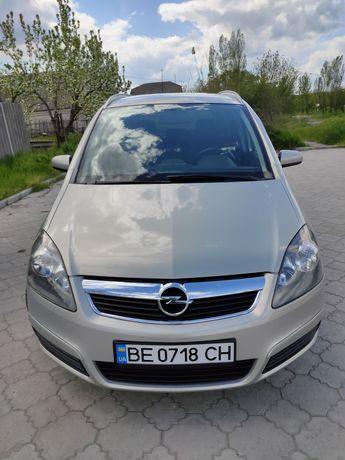Опель Зафира Б  Opel Zafira B