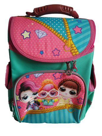 Рюкзак школьный LOL каркасный ортопедический, ранец школьный лол