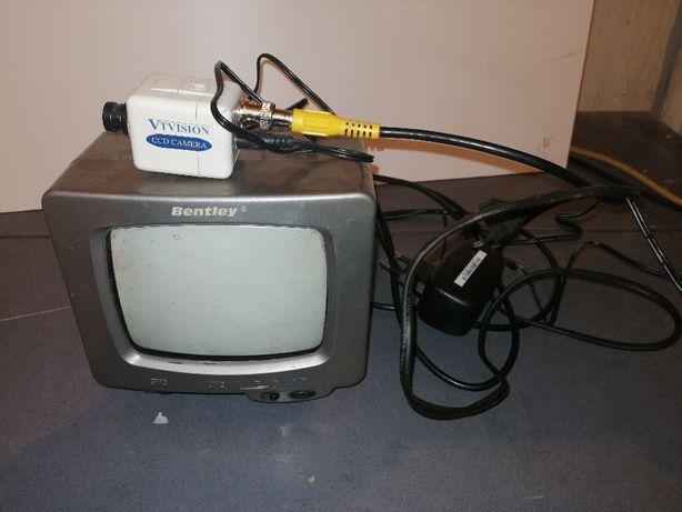Mini monitoring analogowy kamera+monitor