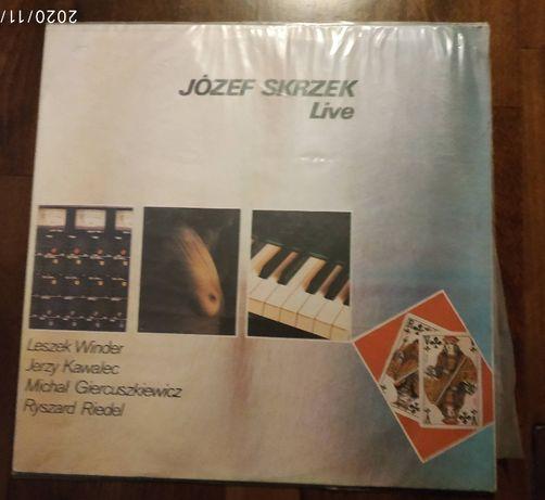Józef Skrzek - Live - Rysiek Ridel - winyl [1988]