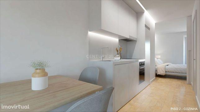 Apartamento novo elegível para Golden Visa e Alojamento Local, junto a