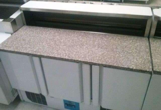 Bancada Refrigerada Pizzaria- 390L NOVA