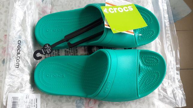 Crocs Новые Оригинал Тапочки Мужские Размер 42