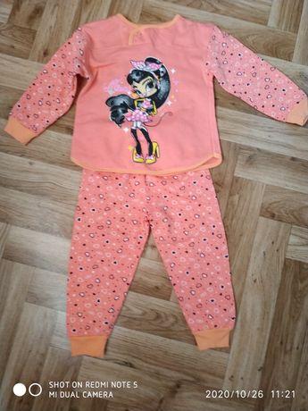 Новая пижамка на девочку