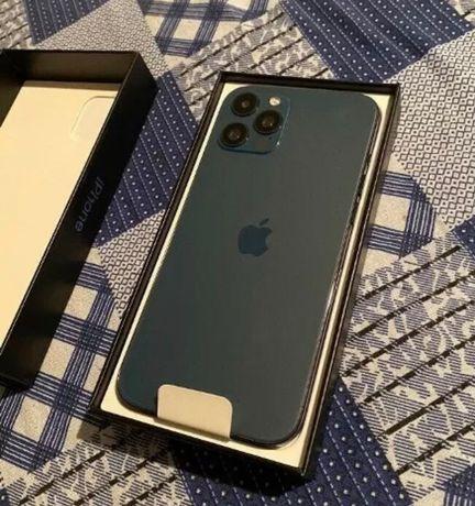 Apple iPhone 12 Pro Max - 256 GB - Pacific Blue