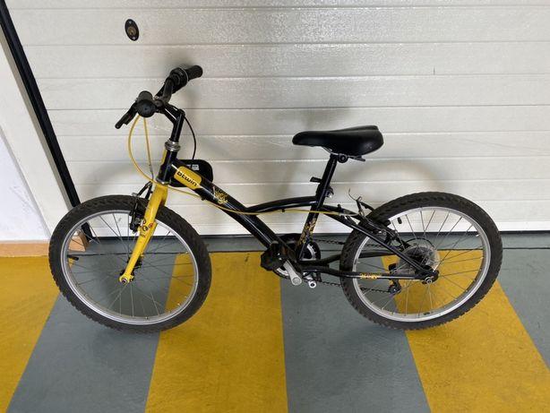 Bicicleta BTT Racingboy 320 de criança 6-9 anos 20'' BTWIN