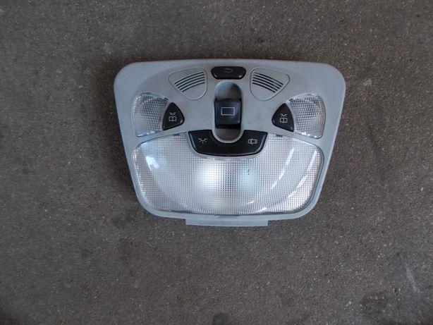 Lampka kabiny wnętrza Mercedes C w203