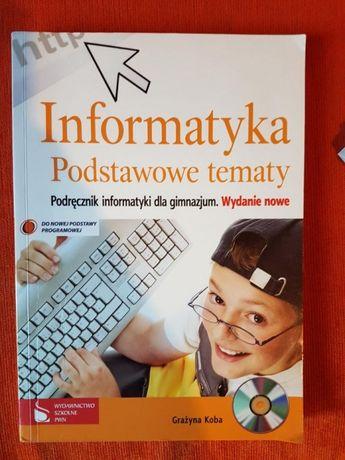 Informatyka podstawowe tematy
