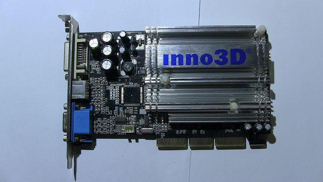Видеокарта Inno3D GeForce FX 5200-8X W/64MB