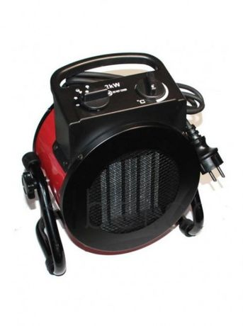 Тепловая пушка вентилятор круглая керамика 3кВт 220В