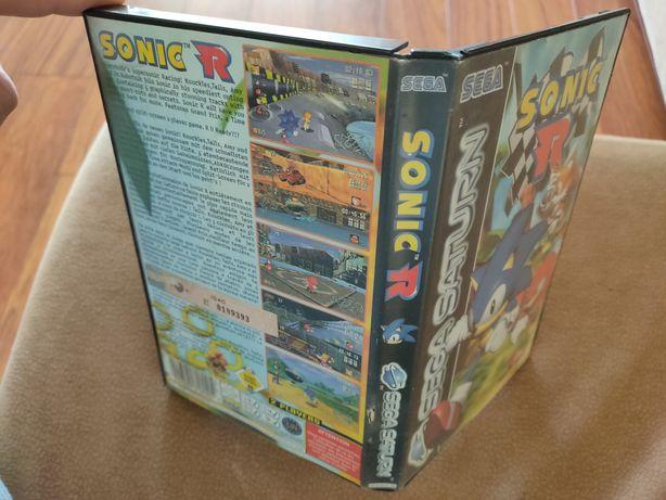 Sonic R - Sega Saturn - Troca