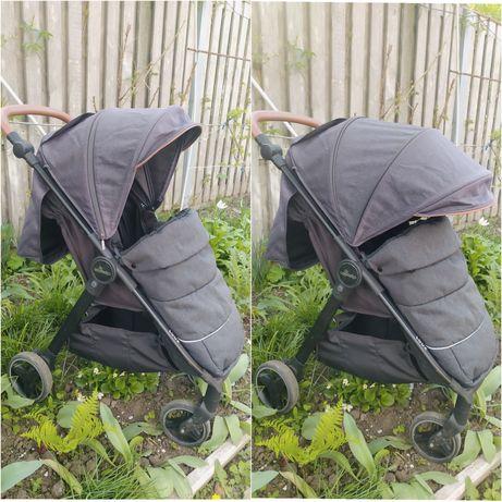 Срочно! Летняя коляска Baby Design look!Реальным покупателям торг!!!