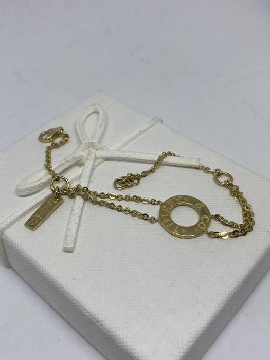 **Nowa złota bransoletka 4,25 gram p.585-Lombard Stówka** Grudziądz - image 1