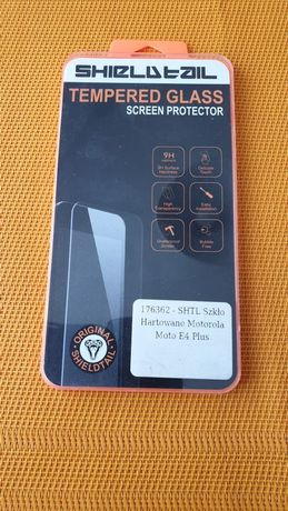 Szkło hartowane Motorola E4 Plus
