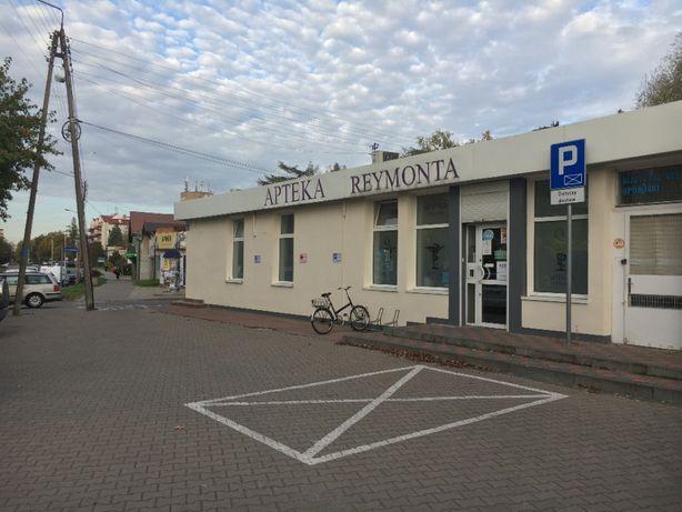 LOKAL po przychodni JUDYTA – CENTRUM Skierniewic ul. Reymonta 16