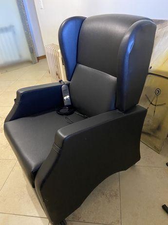 Cama articulada + sofa articulado
