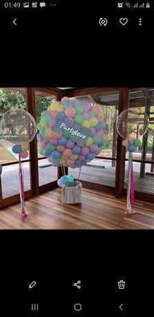 Повітряні кульки(куля гігант)оформлення кульками/гелеві кульки/шаріки/