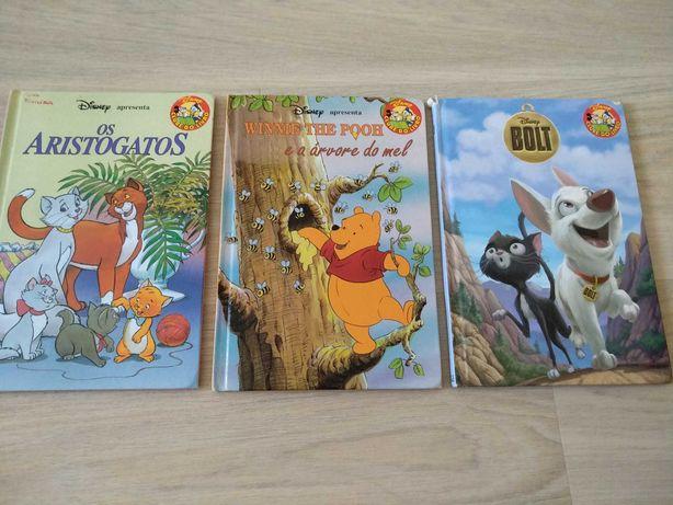 Livros Infantis da Disney