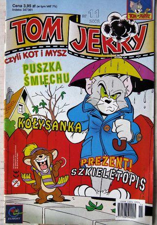 Komiks Tom&Jerry 7/1999, 11/2002, 12/2002, 2/2007