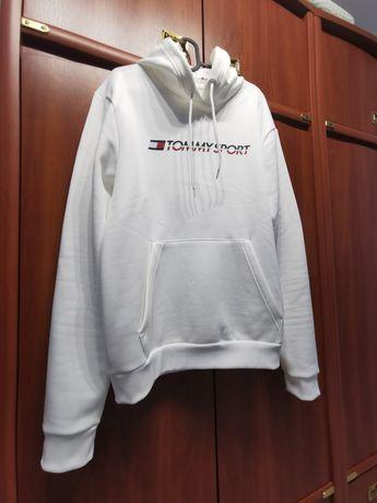 Biała bluza Tommy Hilfiger Orginał