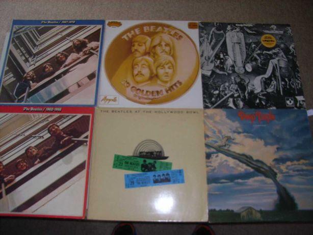 Plyty winylowe The Beatles  Deep Purple