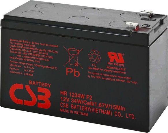 Аккумулятор для ИБП 12В 9Ач