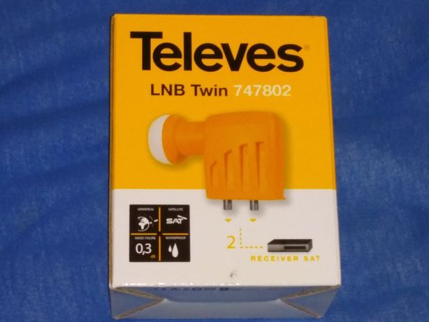 Konwerter Televes Twin