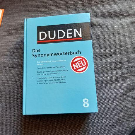 Duden 8 niemiecki