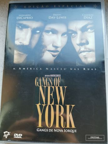 "DVD filme ""Gangs of New York"""