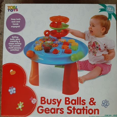 Stolik edukacyjny tobi toys
