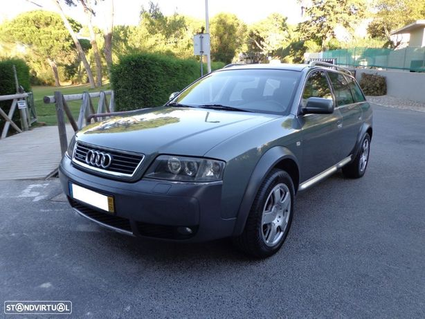 Audi A6 Allroad quattro 2.7 Bi Turbo GPL