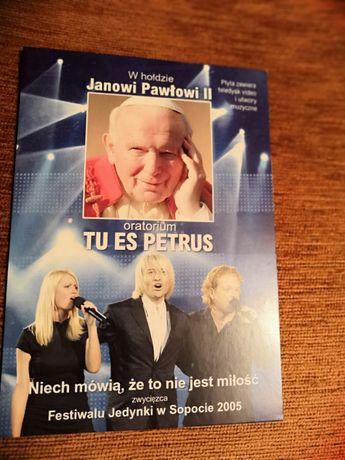 Oratorium Tu Es Petrus w hołdzie Janowi Pawłowi II