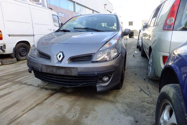 Renault clio sw 1.5 dci 2010