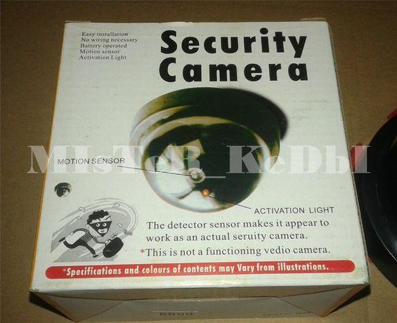 Муляж камеры камера обманка , имитация камеры CAMERA DUMMY BALL 6688